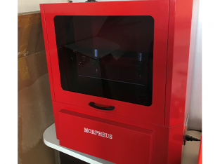 MORPHEUS MARK IV 3D RESIN PRINTER