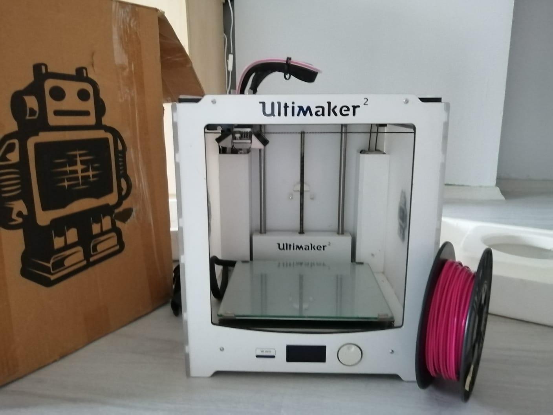 Ultimaker 2 Extended+ 3D Printer