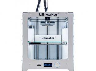 Ultimaker 2+ 3d yazıcı sıfır makina