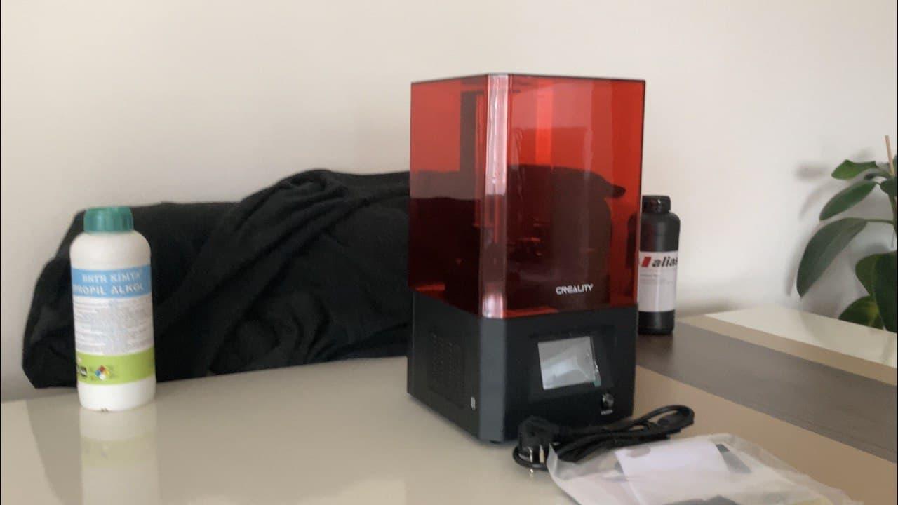 Creality LD-002H UV Reçine 3D Yazıcı