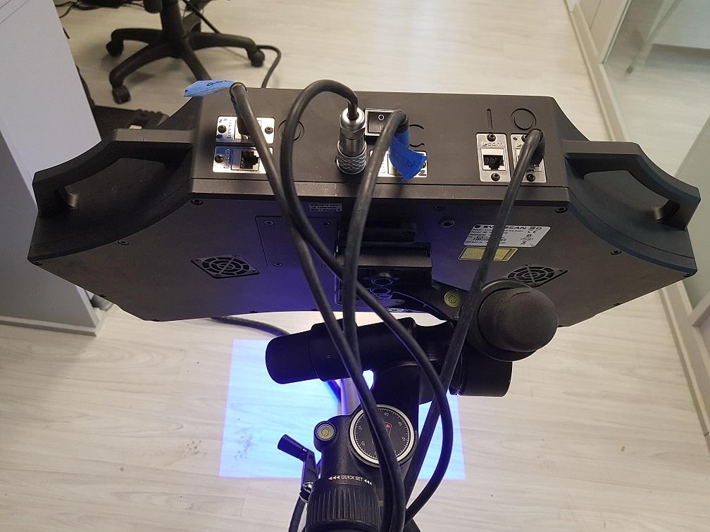 eviXscan 3D Quadro – 3 Boyutlu Optik Tarama